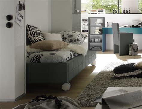 letto con ruote letto singolo moderno con rotelle ispirazione design casa