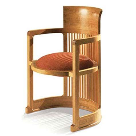 Frank Lloyd Wright Barrel Chair Frank Lloyd Wright Barrel Chair