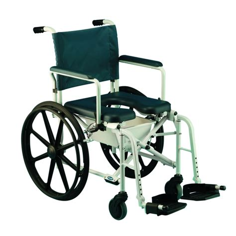 Shower Wheelchairs by Invacare Mariner Rehab Shower Commode Chair