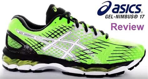 best running shoes review best comfortable running shoes 2017 gel nimbus 17