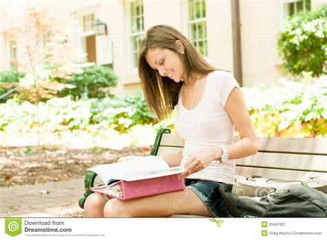 royalty free stock photography attractive student royalty free stock photography