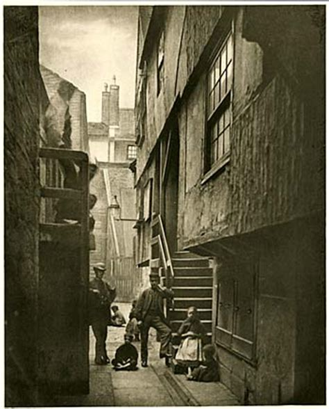 annan photographs old closes and streets of glasgow