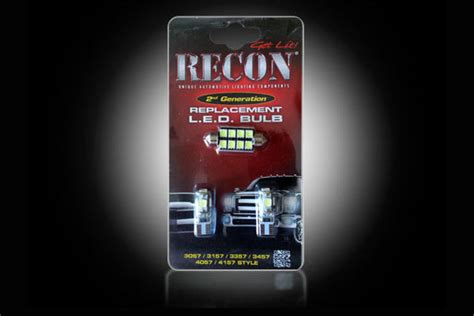 Recon Interior Lights by Recon Led Interior Dome Lights For 09 17 Dodge Ram 07 17
