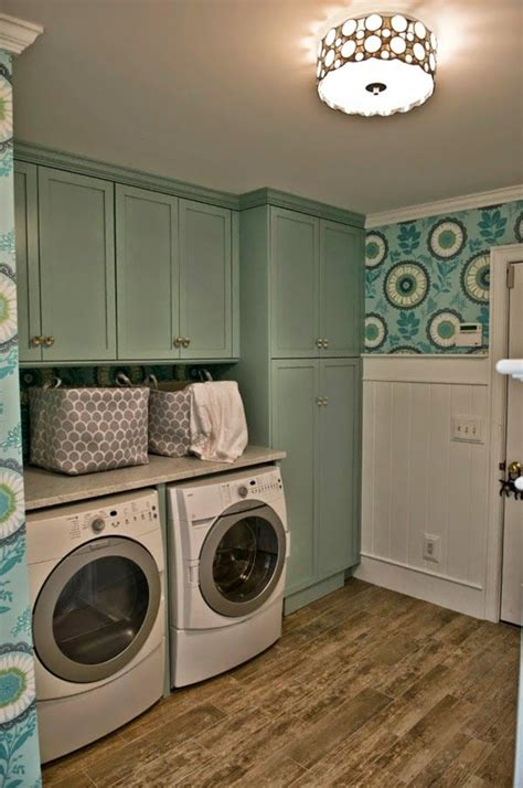 Laundry Room Light Fixtures House Of Turquoise Hooper Patterson Interior Design Laundry Room Pinterest Turquoise