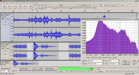 audio file format analyzer a great audio editor and recorder audacity