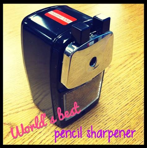 best pencil sharpener for colored pencils best pencil sharpener images