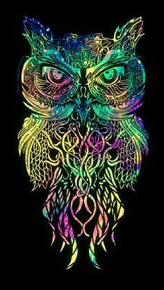 owl hipster   galaxy wallpapers....by me   pinterest