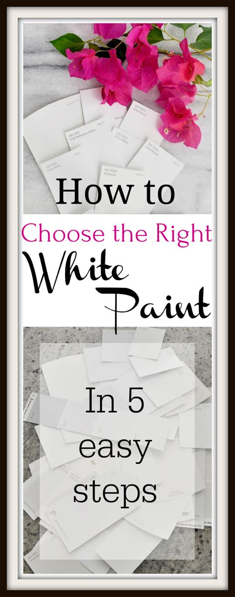 how to pick white paint how to choose the right white paint decor gold designs