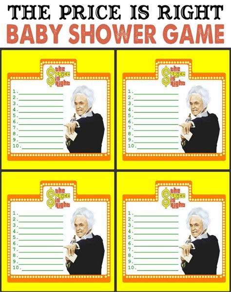 candy bar shower game printable