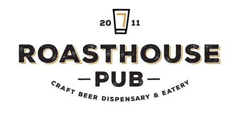 roast house pub roasthouse pub craft beer dispensery eatery frederick md
