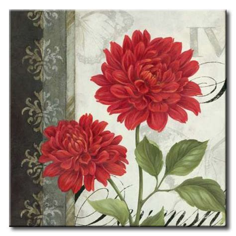 imagenes vintage rojas 506 best images about illustrations flowers on pinterest