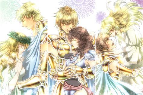 Virgo Milo Set couples of leo ilias and alkes aioria and marin regulus