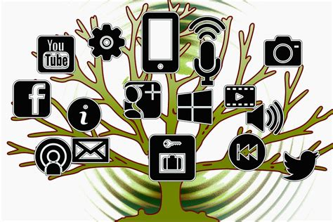 Social Network Search Free Free Illustration Social Network Tree App Free Image On Pixabay 426454