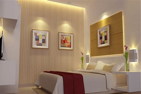 Designer Bedroom Lighting Lighting Interior Design Modern House