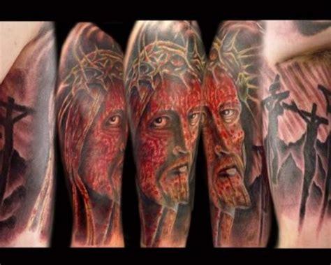 imagenes de tatuajes de jesus crucificado tatuaje de cristo crucificado tatuajes de cristo