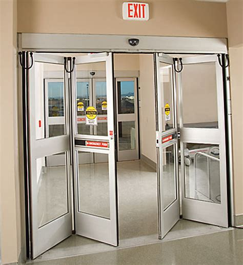 swinging bi fold doors automatic door repair and service new england