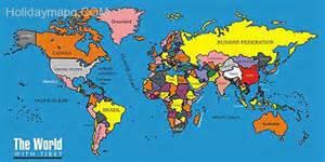 world atlas map of us world atlas map