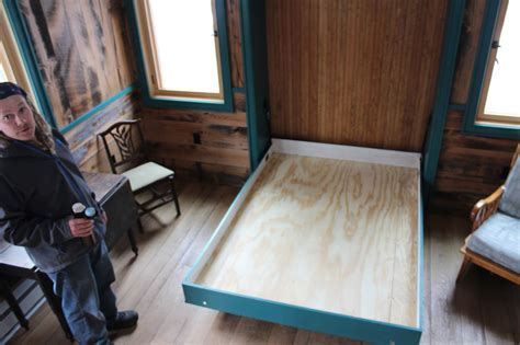 homemade murphy bed relaxshacks com awesome homemade murphy bed at blue moon
