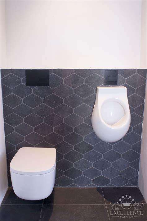 badkamer mat zwart wit maatwerk badkamer design wandcloset mat wit design