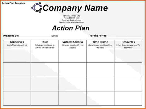 sales plan templates 6 month sales plan template sales