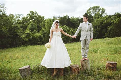 nashville garden wedding sarah john green wedding