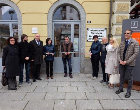 ufficio turistico bormio inaugurata la sede rinnovata dell ufficio turistico di