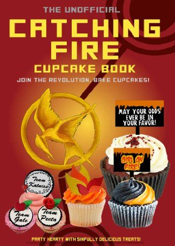 catching book report quot unofficial catching cupcake cookbook