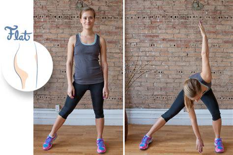 sedere piatto esercizi workout lato b a ogni forma il suo allenamento su misura