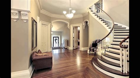 Staircase Ideas Near Entrance Home Entrance Foyer With Staircase Foyer Interior Design Images