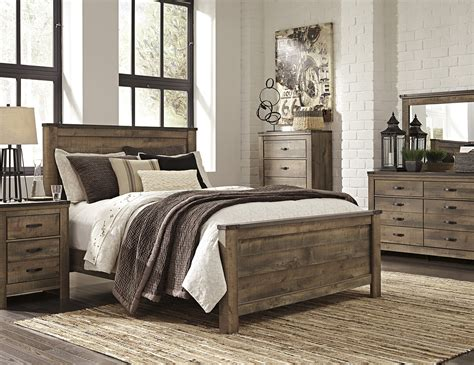 bedroom ls sets steinhafels trinell 5 pc queen bedroom set