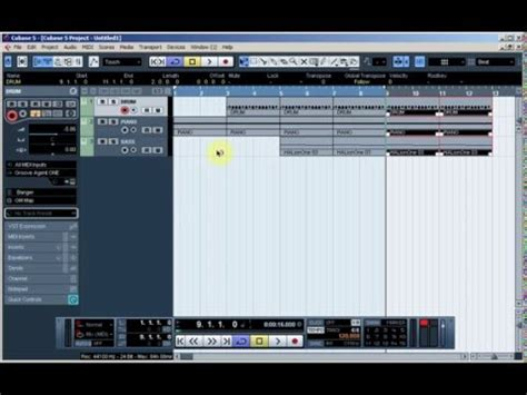 tutorial hack untuk newbie cubase tutorial for beginner tutorial cubase untuk