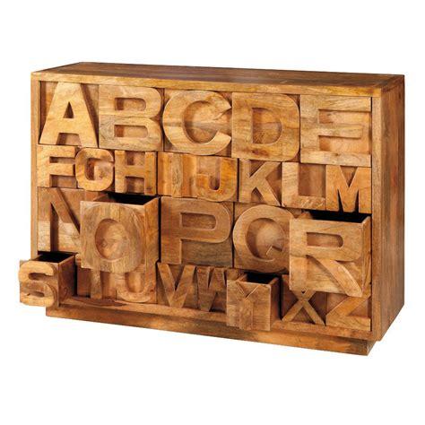 cassettiere prezzi cassettiera legno naturale ethnic chic mobili etnici
