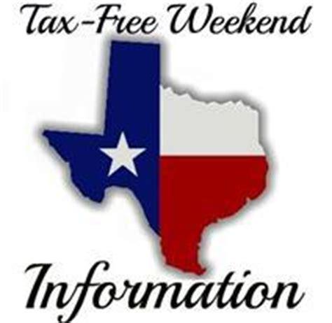 texas tax free weekend 2018 texas back to school sales tax