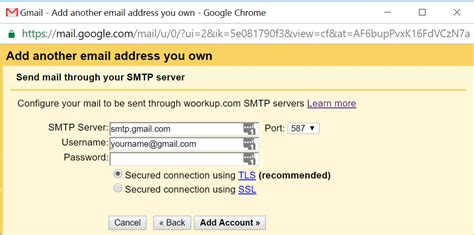 gmail smtp how to utilize s free smtp server to send emails