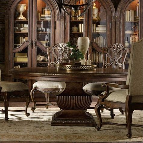 72 inch round dining room tables hooker furniture adagio 72 quot round dining table 5091 75213