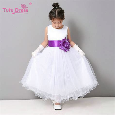 cheap childrens dresses flower dresses summer cheap white stain dress for