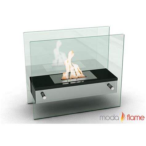 moda flame naples h tabletop firepit fireplace