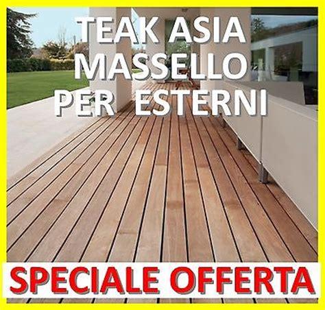 pavimento in teak per esterni legno pavimenti e piastrelle materiali bricolage e fai