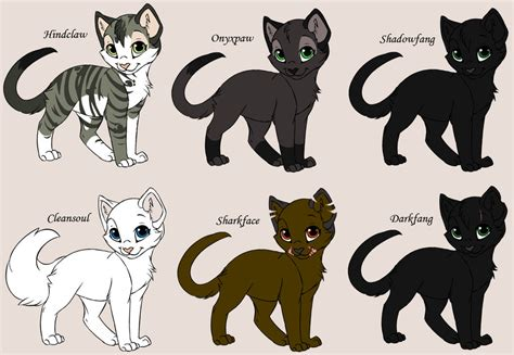 Kitten Maker Design Warrior Cats | deviantart warrior cat maker desktop wallpaper