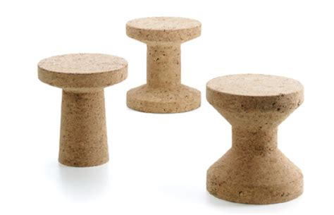 Moooi Cork Stool by Moooi Cork Low Stools