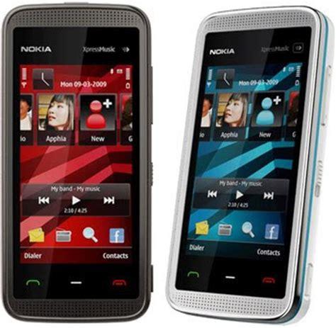 Hp Nokia X Press harga spesifikasi gambar nokia 5530 xpressmusic handphone hp merk nokia all type