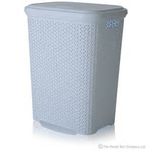 Plastic Clothes Storage Containers - buy tall large plastic rattan style laundry basket with
