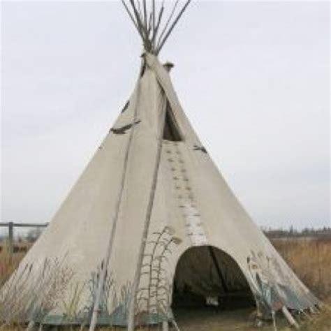 Tent Houses native americans webquest plains housing