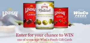 Winco Gift Cards - facebook sweepstakes archives queen bee coupons