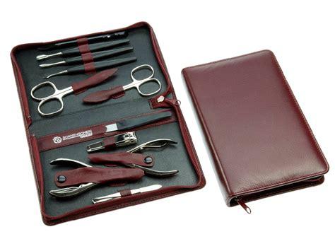 Manicure Pedicure Set sonnenschein leather manicure pedicure set maxi