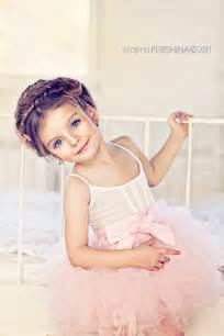 Little girls hairdos ballerina hair and fashion