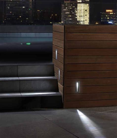 outdoor led recessed lighting outdoor led recessed wall light with an ip67 rating