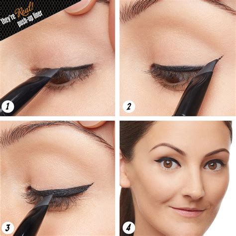 tutorial makeup glowing 15 cat eye makeup tutorials for glowing and flattering