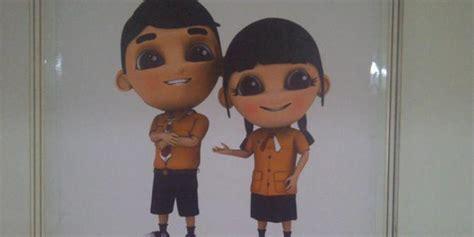 film kartun anak sd prihatin ke anak sd museum sumpah pemuda luncurkan film