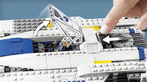 Lego Starwars 75155 Rebel U Wing Fighter 75155 rebel u wing fighter lego 174 wars products